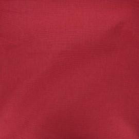 Tissu toile transat Paradise - bordeaux x 10cm