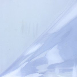 Cristal transparent 200/100 - plastique x10cm