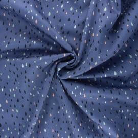 Cloud9 satin poplin fabric - Sweet nothing - Seeds x 10 cm