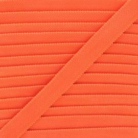 20 mm Lingerie bra elastic - orange x 1m