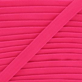 Elastique bretelle lingerie 20 mm - fuchsia x 1m