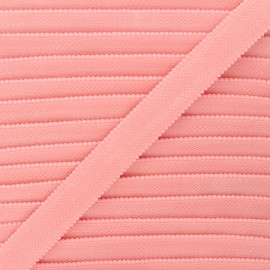 20 mm Lingerie bra elastic - pink x 1m