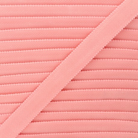 Elastique bretelle lingerie 20 mm - rose x 1m