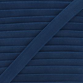 Elastique bretelle lingerie 20 mm - bleu marine x 1m