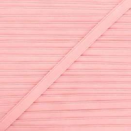 Lingerie elastic - pink Linaya x 1m