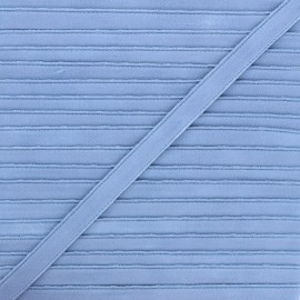 Elastique lingerie Linaya - bleuet x 1m