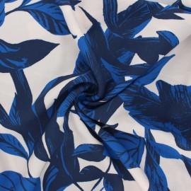 Tissu viscose Atelier Jupe Atiu - grège x 10cm
