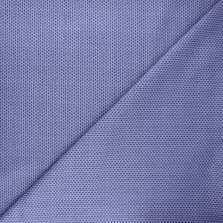 Tissu coton Cotton Steel Dear Isla - Morning dew - violet x 10cm