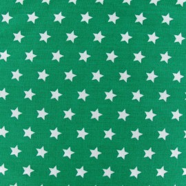 Magic Stars Fabric - Meadow Green x 10cm