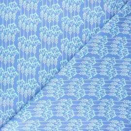 Cotton Steel cotton fabric Glory - bleuet Constance x 10cm