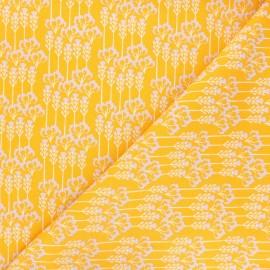 Cotton Steel cotton fabric Glory - yellow Constance x 10cm