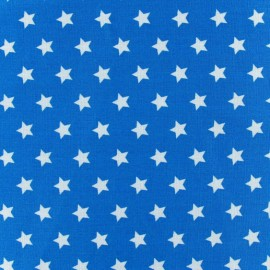 Magic Stars Fabric - Turquoise x 10cm