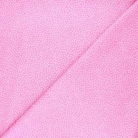 Dear Stella cotton fabric - pink Jax x 10cm