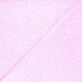 Tissu coton Dear Stella Jax - rose clair x 10cm