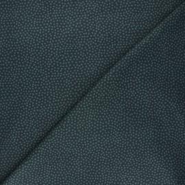 Tissu coton Dear Stella Jax - vert foncé x 10cm