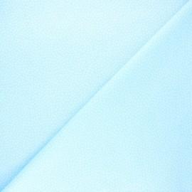 Dear Stella cotton fabric - light blue Jax x 10cm