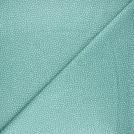 Tissu coton Dear Stella Jax - eucalyptus x 10cm
