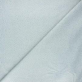 Dear Stella cotton fabric - grey green Jax x 10cm