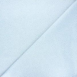 Dear Stella cotton fabric - smocked grey Jax x 10cm