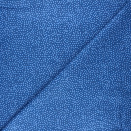 Dear Stella cotton fabric - navy blue Jax x 10cm