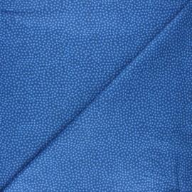 Tissu coton Dear Stella Jax - bleu marine x 10cm