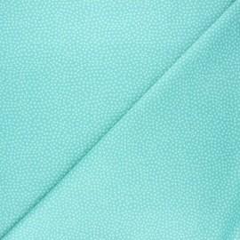 Dear Stella cotton fabric - sarcelle Jax x 10cm