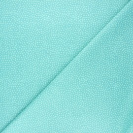 Tissu coton Dear Stella Jax - sarcelle x 10cm