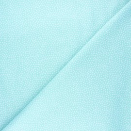 Dear Stella cotton fabric - celadon Jax x 10cm