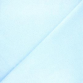 Dear Stella cotton fabric - sky blue Jax x 10cm