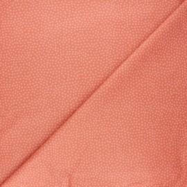 Tissu coton Dear Stella Jax - roux x 10cm