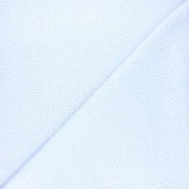 Dear Stella cotton fabric - light grey Jax x 10cm
