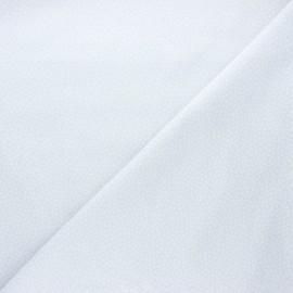 Tissu coton Dear Stella Jax - gris perle x 10cm