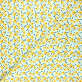 Cotton Steel cotton fabric Glory - yellow Betty Jean x 10cm