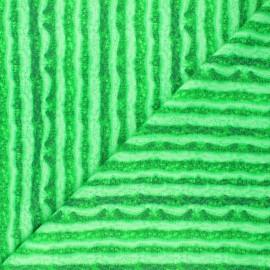 Timeless Treasures cotton fabric - green Watermelon skin x 10cm