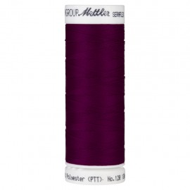 Bobine de fil élastique Mettler Seraflex 130m - N°1067 - violine