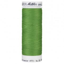 Bobine de fil élastique Mettler Seraflex 130m - N°1099 - vert menthe