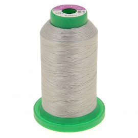 Cone of embroidery thread ISACORD40 1000m - pearl grey