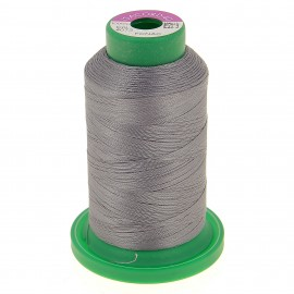 Cone of embroidery thread ISACORD40 1000m - steel grey
