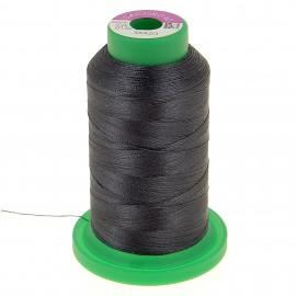 Cone of embroidery thread ISACORD40 1000m - slate grey