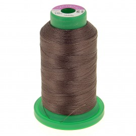 Cone of embroidery thread ISACORD40 1000m - brown