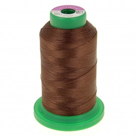 Cone of embroidery thread ISACORD40 1000m - hazelnut