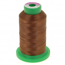 Cone of embroidery thread ISACORD40 1000m - walnut tree