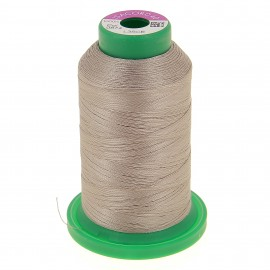 Cone of embroidery thread ISACORD40 1000m - mastic