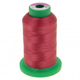 Cone of embroidery thread ISACORD40 1000m - old red