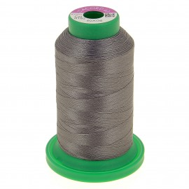 Cone of embroidery thread ISACORD40 1000m - grey