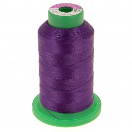 Cone of embroidery thread ISACORD40 1000m - violette