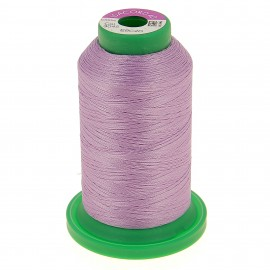 Cone of embroidery thread ISACORD40 1000m - lilac