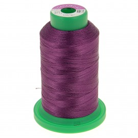 Cone of embroidery thread ISACORD40 1000m - purple