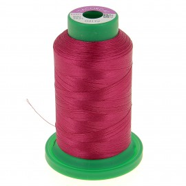 Cone of embroidery thread ISACORD40 1000m - fuchsia