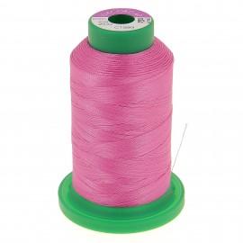 Cône de fil à broder ISACORD40 1000 m - rose bonbon